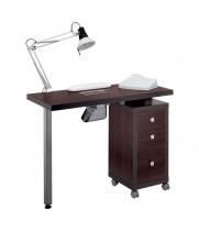 Маникюрный стол с вытяжкой 304 LX