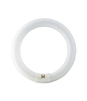 Лампа для ламп-лупы кольцевая люминесцентная толстая диаметр 20,5 см