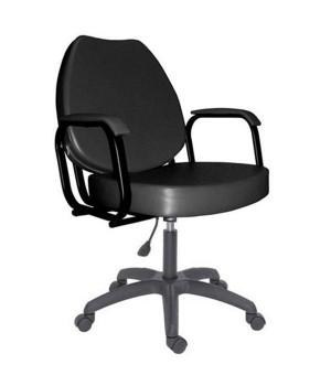 Парикмахерское кресло СОЛО пневматика на колесах