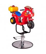 Парикмахерское детское кресло-мотоцикл D25