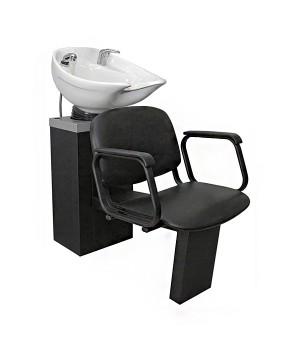 Мойка СИБИРЬ с креслом КОНТАКТ